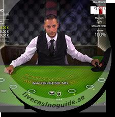 live casino på igame